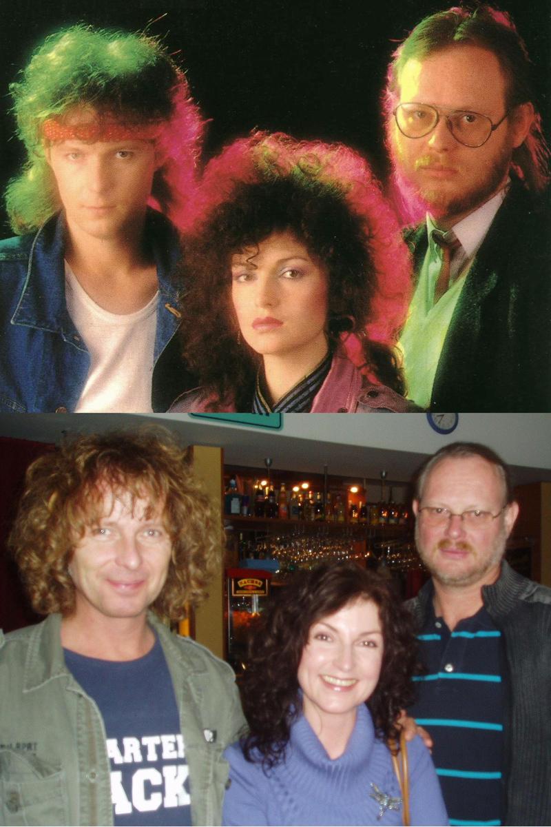 Peter, Vašo a Beáta 1987 a 2006