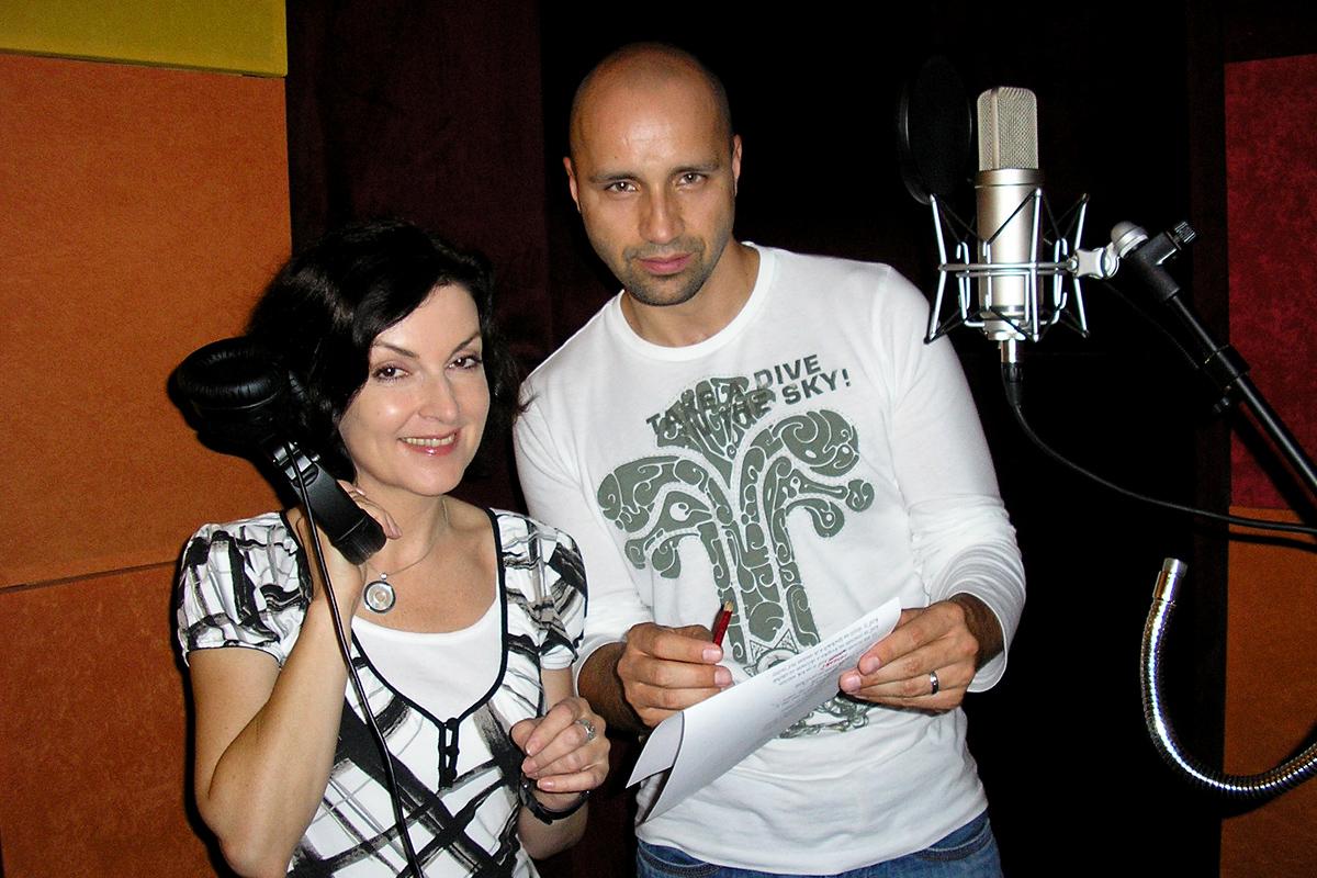 S Robom Opatovským