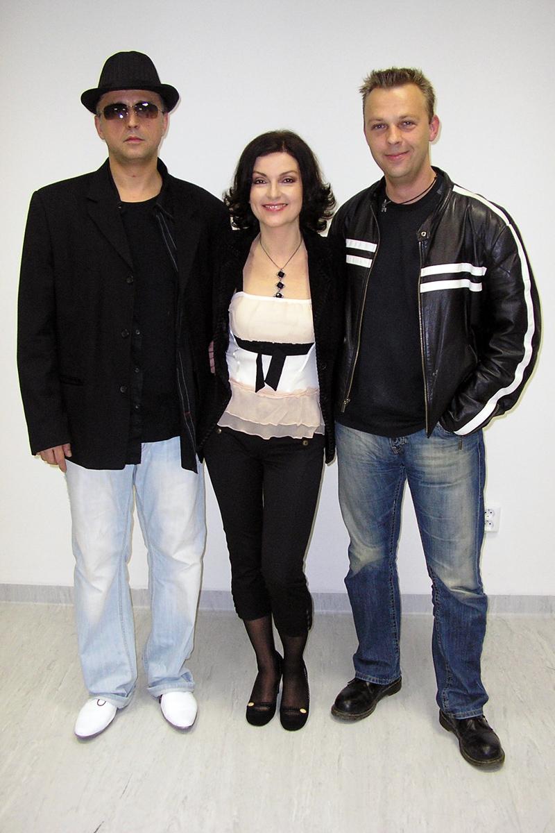 S Robom Grigorovom a Mircom
