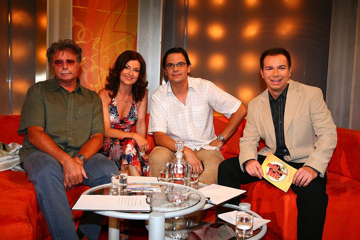 S Paľom Hammelom, Danom Danglom a Paľom Janíkom