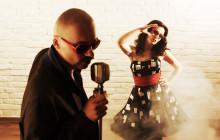 S Holom zo skupiny Hrana - natáčanie klipu