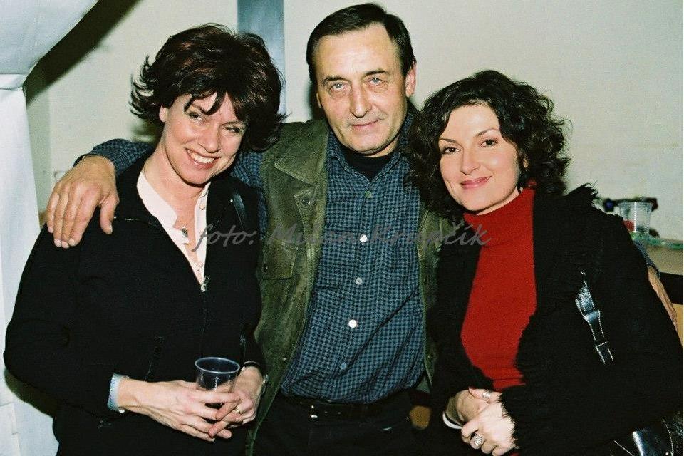 S Adrienou Bartošovou a Michalom Dočolomanským