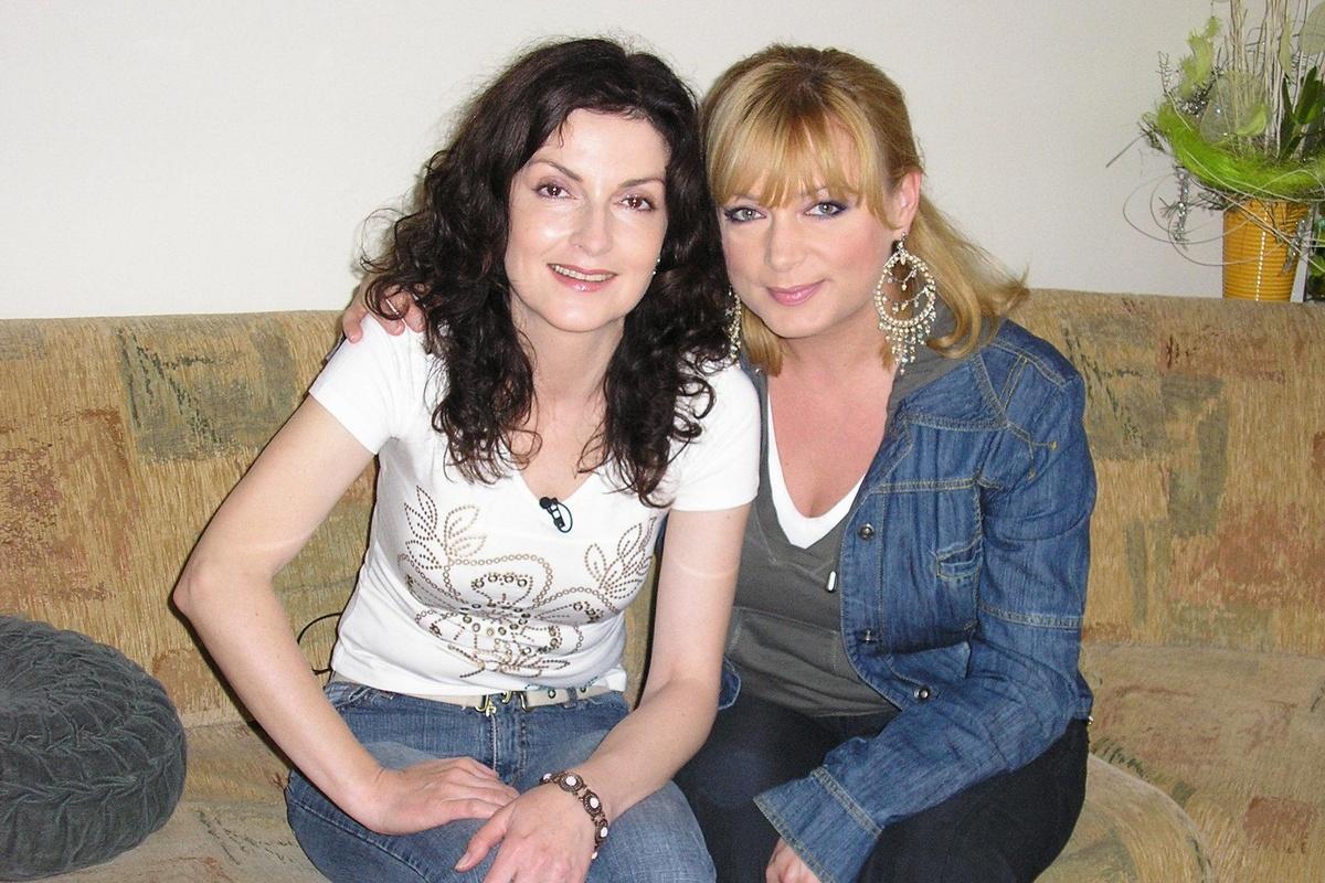 S Oľgou Záblackou