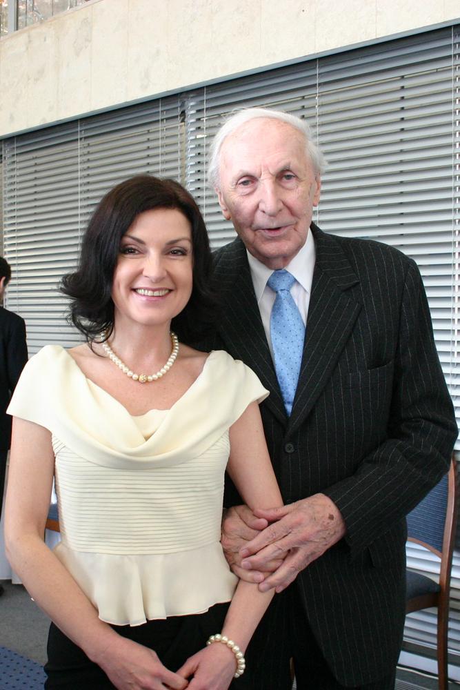 S maestrom Ladislavom Chudikom