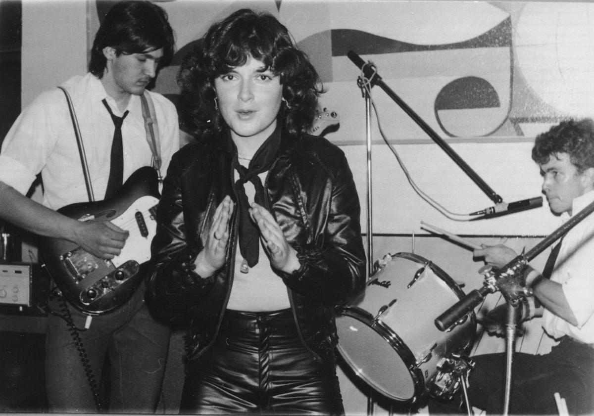 Školská kapela Piknik 1981