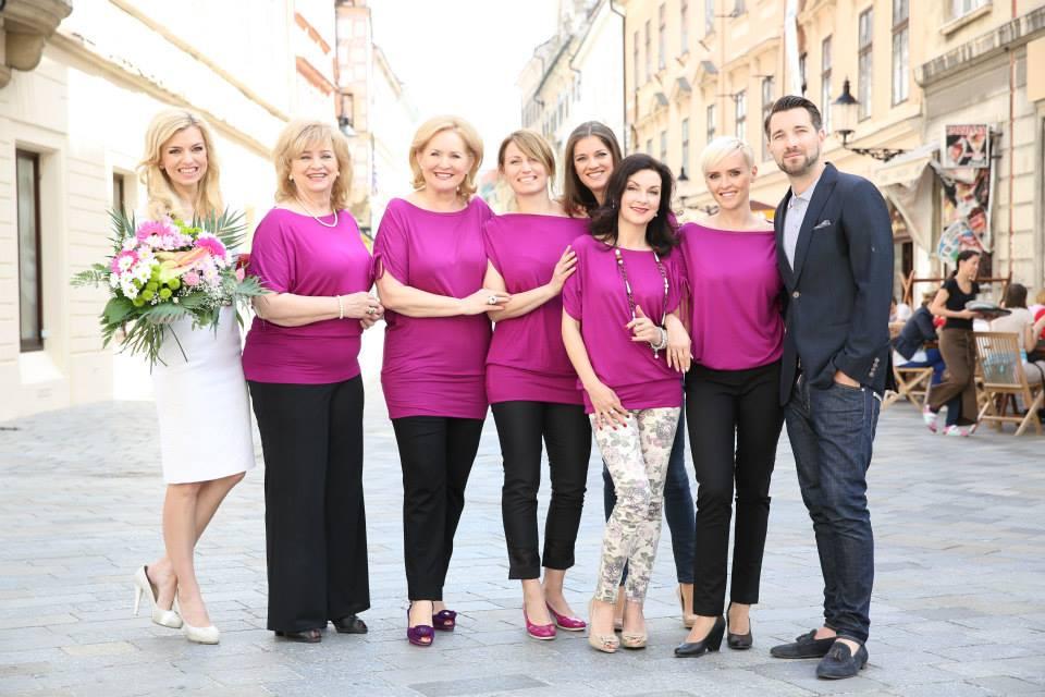 Z kampane boja proti rakovine prsníka