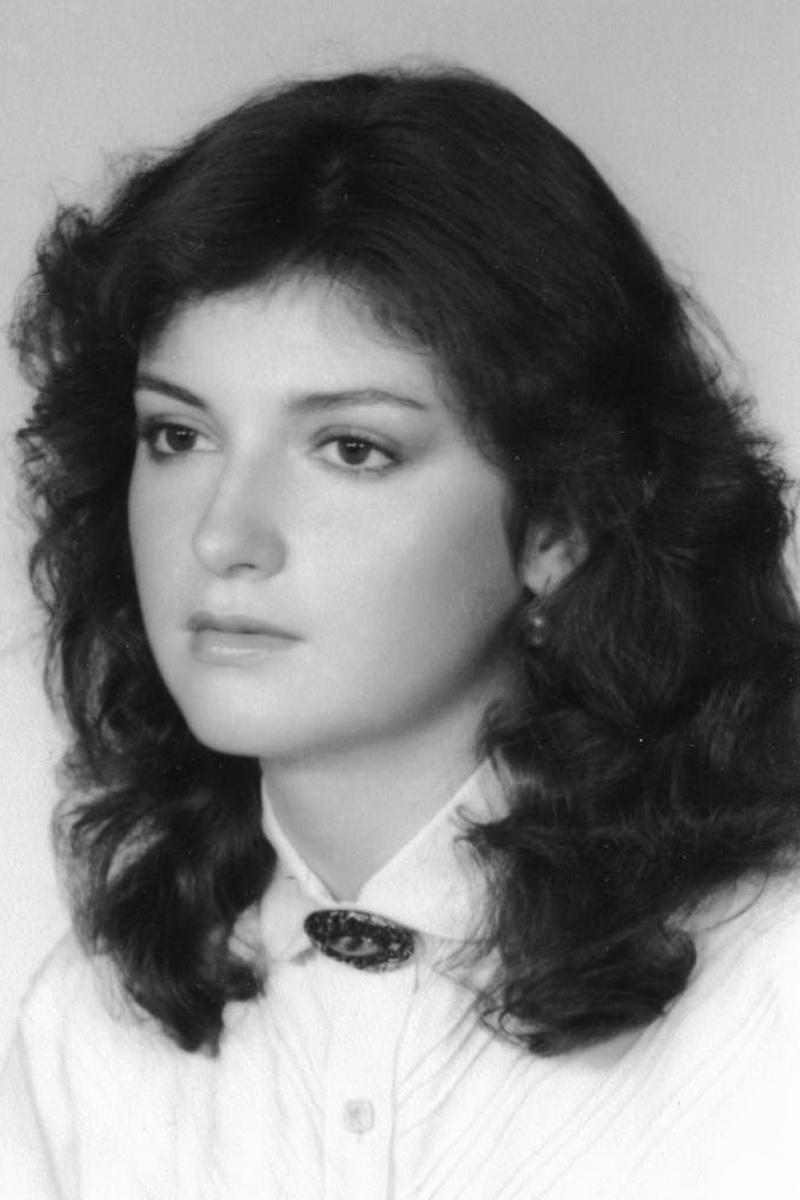 Z maturitného oznámenia 1982