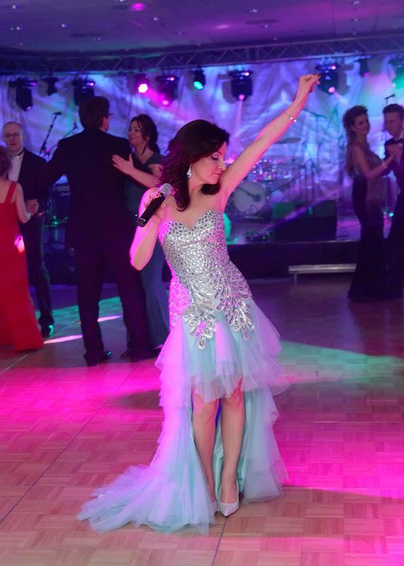 Z plesu US Steel v Košiciach 2014