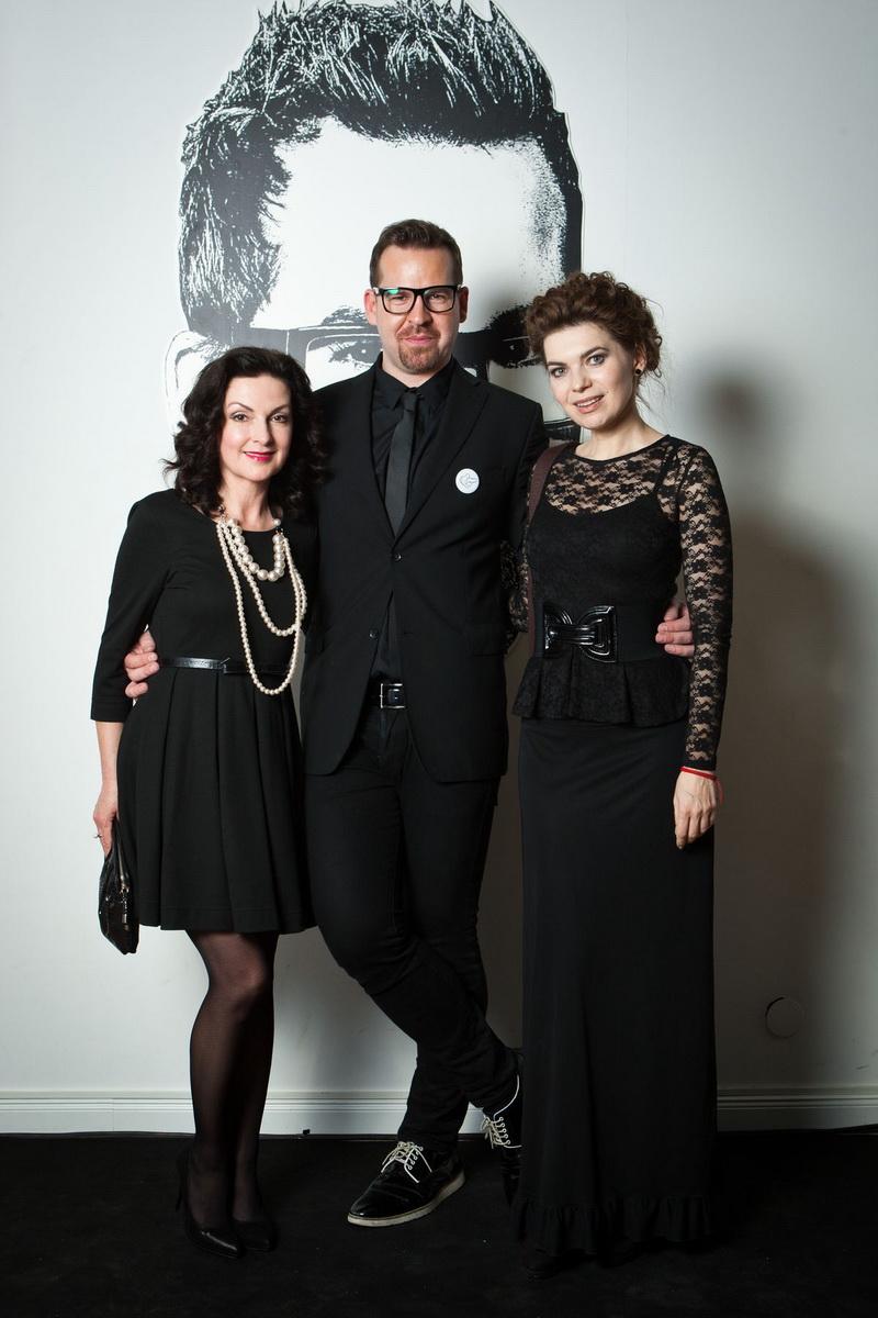 S Ferom Mikloškom a Majou Andrašovanovou