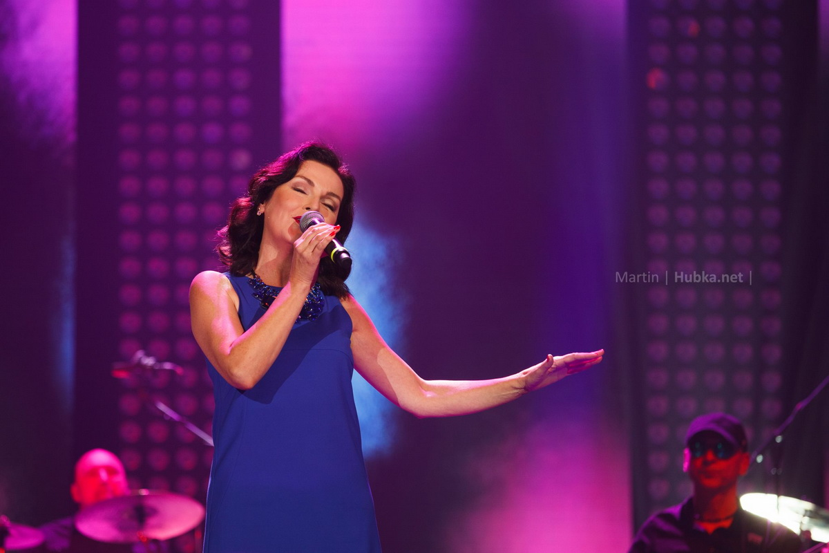 Na koncerte pre Mariku Gombitovú 2016