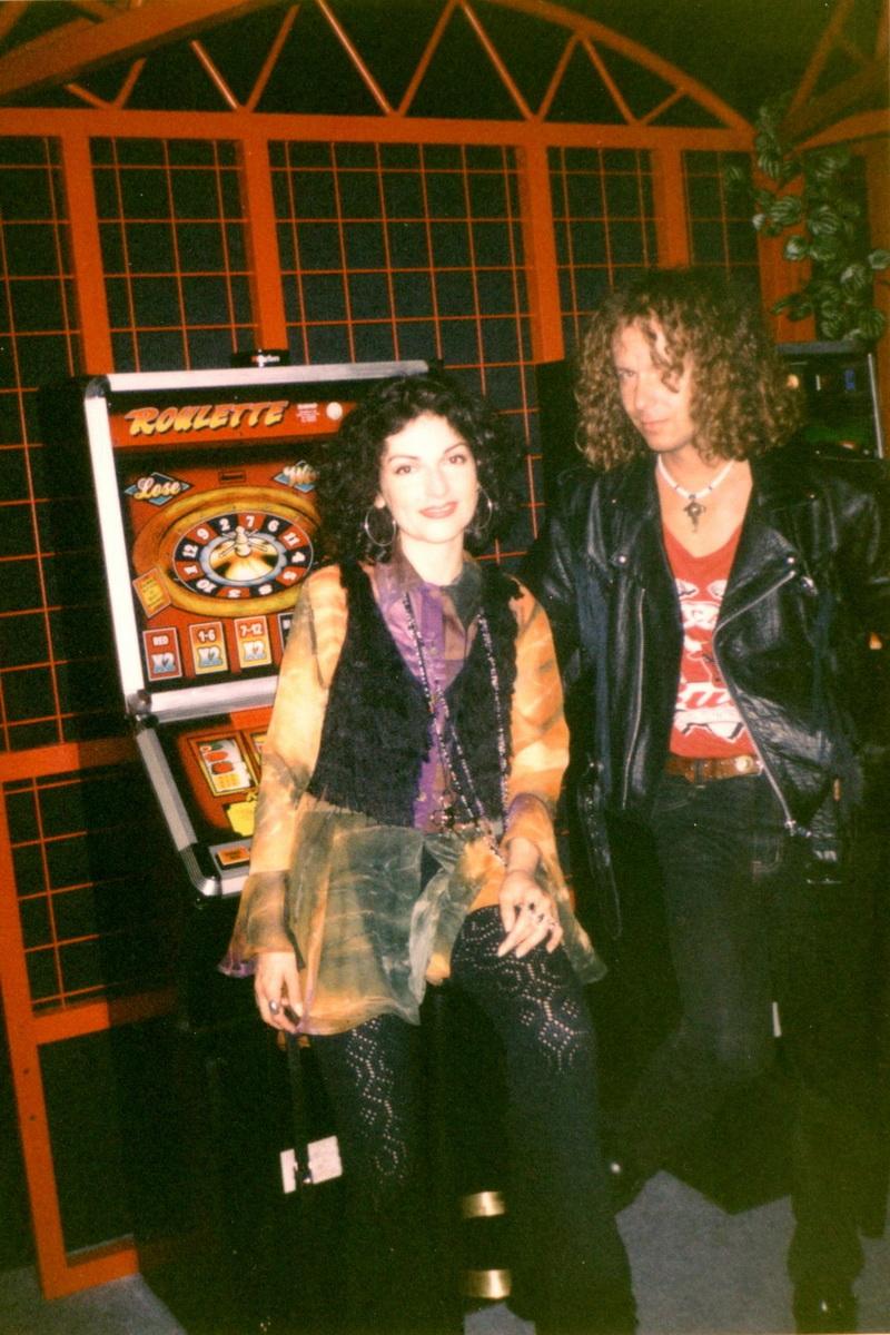 S Petrom Nagyom 1993