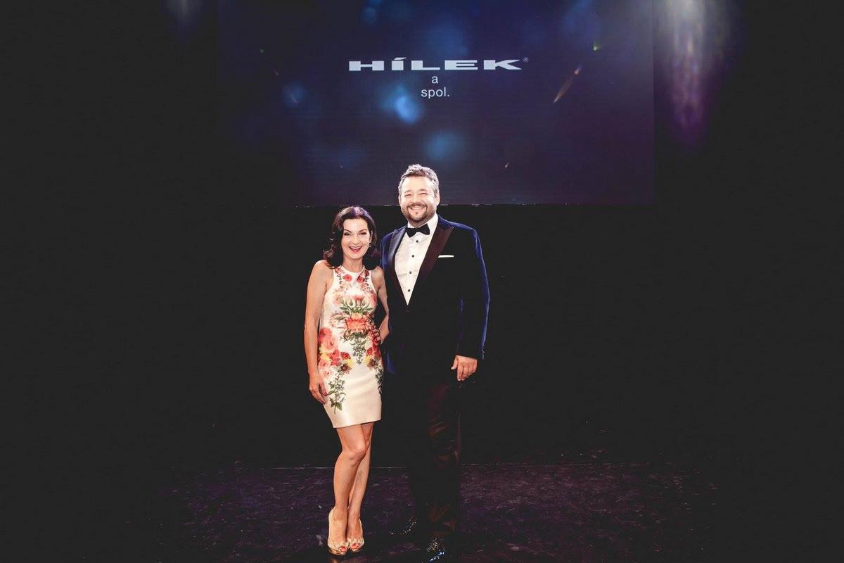 S moderátorom Michalom Hudákom