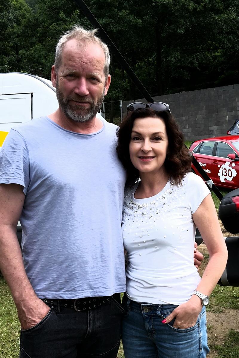 S Davidom Kollerom na Miss Domaša 2017