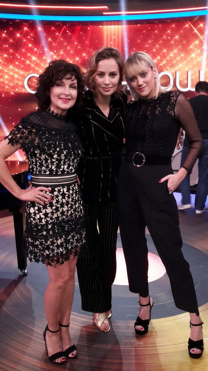 S Máriou Čírovou a Emmou Drobnou